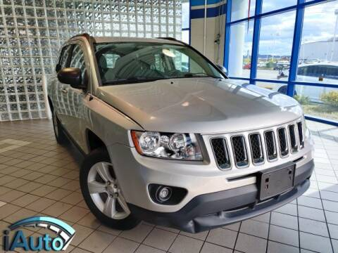 2012 Jeep Compass for sale at iAuto in Cincinnati OH