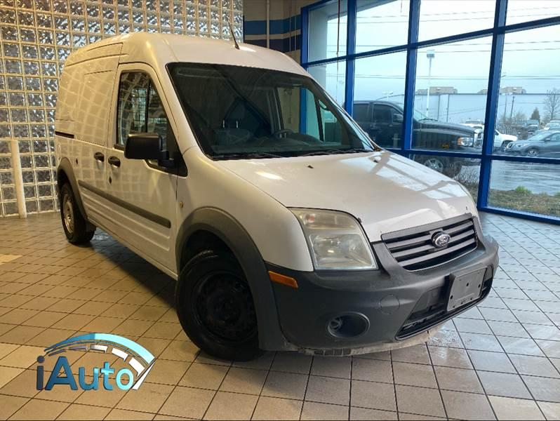 2011 Ford Transit Connect Cargo Van XL (image 1)