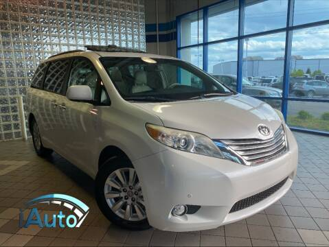 2011 Toyota Sienna XLE 7-Passenger for sale at iAuto in Cincinnati OH