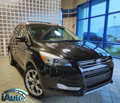 2013 Ford Escape Titanium for sale at iAuto in Cincinnati OH
