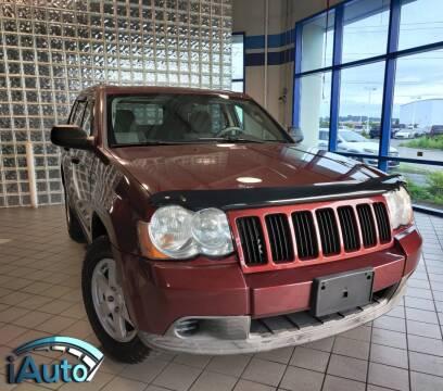 2008 Jeep Grand Cherokee Laredo for sale at iAuto in Cincinnati OH