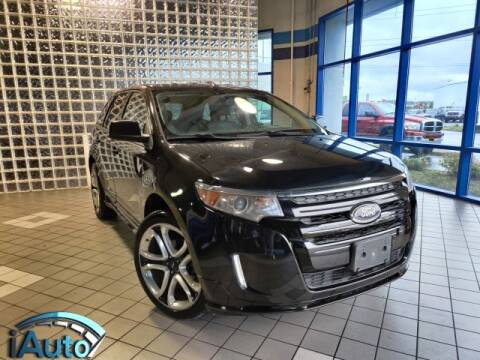 2011 Ford Edge for sale at iAuto in Cincinnati OH