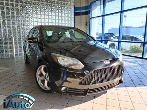 2014 Ford Focus for sale at iAuto in Cincinnati OH