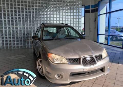 2007 Subaru Impreza for sale at iAuto in Cincinnati OH