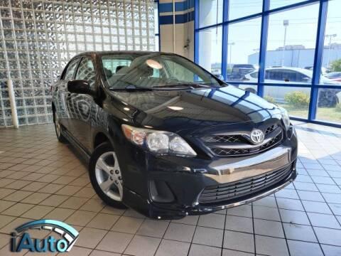 2012 Toyota Corolla for sale at iAuto in Cincinnati OH