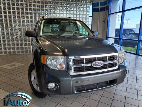 2008 Ford Escape Hybrid for sale at iAuto in Cincinnati OH