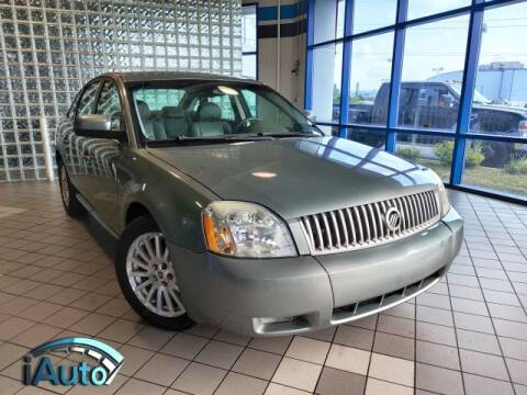 2006 Mercury Montego for sale at iAuto in Cincinnati OH