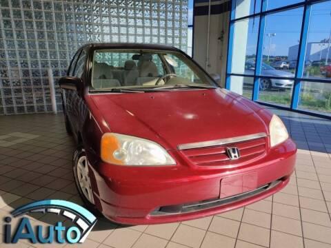 2003 Honda Civic for sale at iAuto in Cincinnati OH