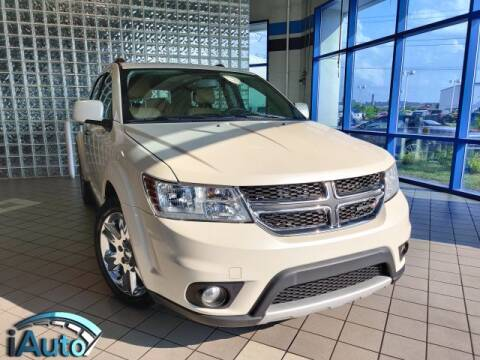 2013 Dodge Journey for sale at iAuto in Cincinnati OH