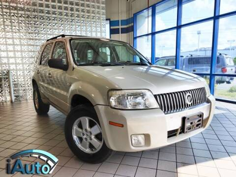 2007 Mercury Mariner for sale at iAuto in Cincinnati OH