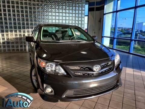 2013 Toyota Corolla for sale at iAuto in Cincinnati OH