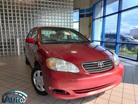 2007 Toyota Corolla for sale at iAuto in Cincinnati OH