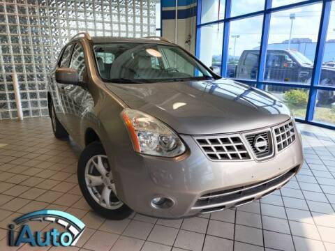 2008 Nissan Rogue for sale at iAuto in Cincinnati OH