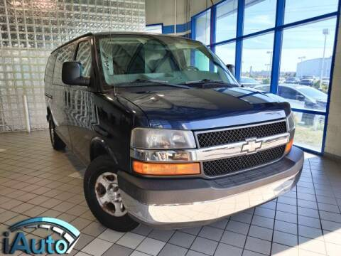 2008 Chevrolet Express Cargo for sale at iAuto in Cincinnati OH