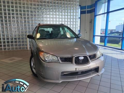 2006 Subaru Impreza for sale at iAuto in Cincinnati OH