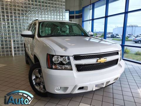 2007 Chevrolet Tahoe for sale at iAuto in Cincinnati OH