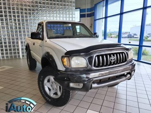 2001 Toyota Tacoma for sale at iAuto in Cincinnati OH