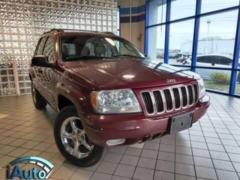 2003 Jeep Grand Cherokee for sale at iAuto in Cincinnati OH