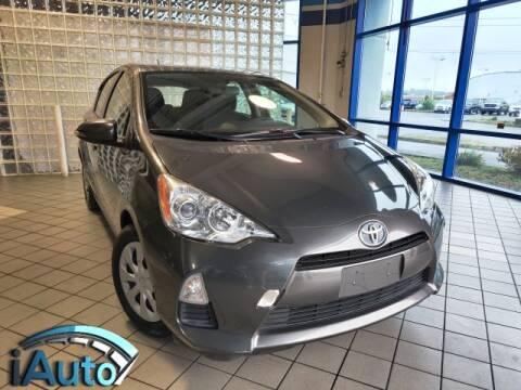 2014 Toyota Prius c for sale at iAuto in Cincinnati OH