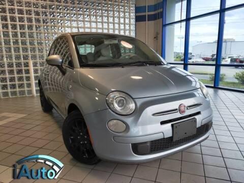 2013 FIAT 500 for sale at iAuto in Cincinnati OH