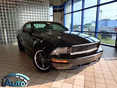 2008 Ford Mustang for sale at iAuto in Cincinnati OH