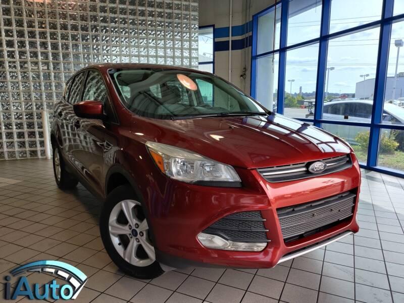 2014 Ford Escape for sale at iAuto in Cincinnati OH