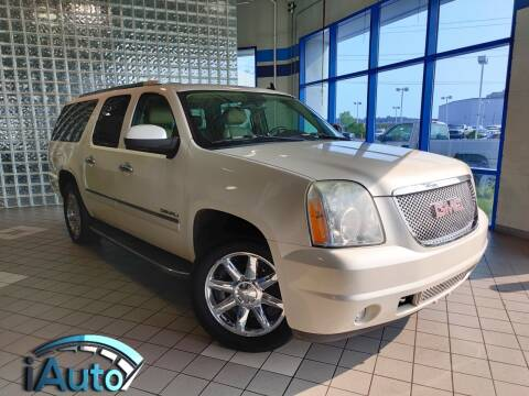 2009 GMC Yukon XL for sale at iAuto in Cincinnati OH