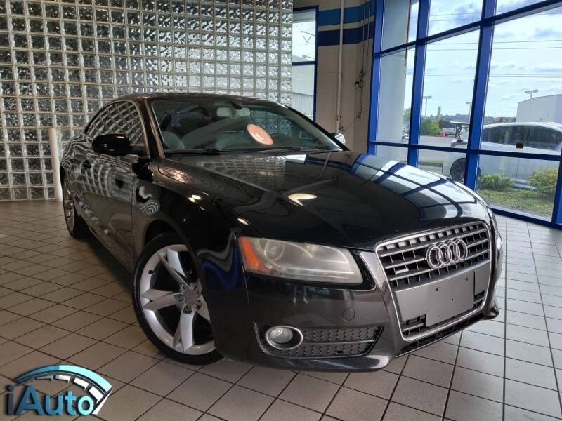 2011 Audi A5 for sale at iAuto in Cincinnati OH