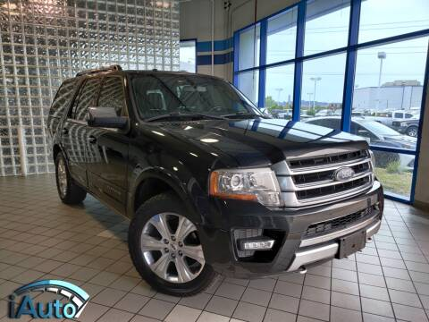 2015 Ford Expedition for sale at iAuto in Cincinnati OH
