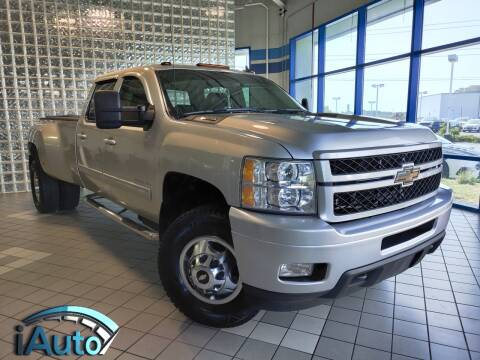 2011 Chevrolet Silverado 3500HD for sale at iAuto in Cincinnati OH