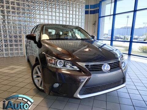 2015 Lexus CT 200h for sale at iAuto in Cincinnati OH