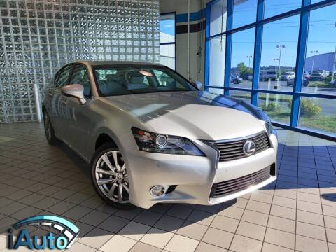 2015 Lexus GS 350 for sale at iAuto in Cincinnati OH