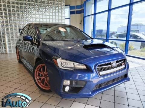2015 Subaru WRX for sale at iAuto in Cincinnati OH