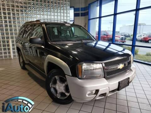 2008 Chevrolet TrailBlazer for sale at iAuto in Cincinnati OH