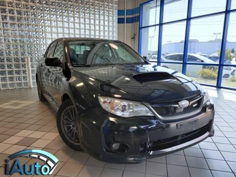 2013 Subaru Impreza for sale at iAuto in Cincinnati OH