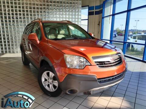 2008 Saturn Vue for sale at iAuto in Cincinnati OH