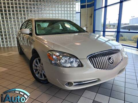 2010 Buick Lucerne for sale at iAuto in Cincinnati OH