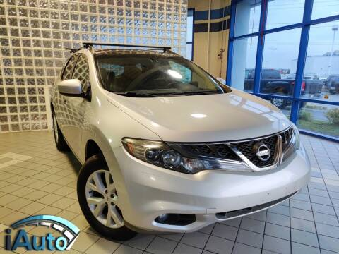 2011 Nissan Murano for sale at iAuto in Cincinnati OH