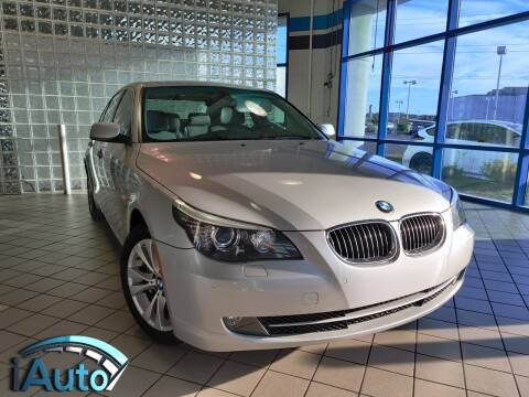 2009 BMW 5 Series for sale at iAuto in Cincinnati OH
