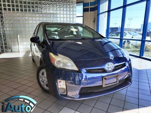 2010 Toyota Prius for sale at iAuto in Cincinnati OH