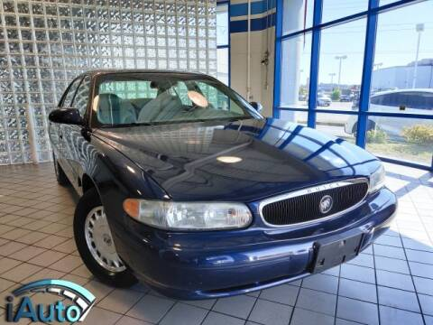 2002 Buick Century for sale at iAuto in Cincinnati OH