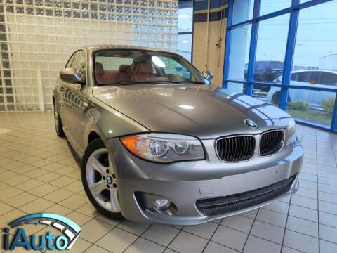 2013 BMW 1 Series for sale at iAuto in Cincinnati OH