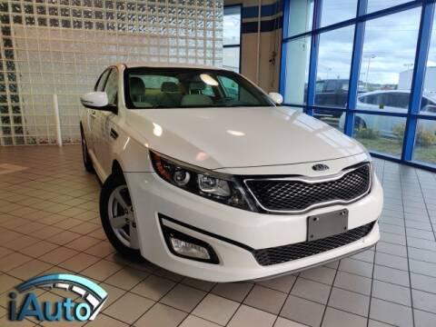 2014 Kia Optima for sale at iAuto in Cincinnati OH