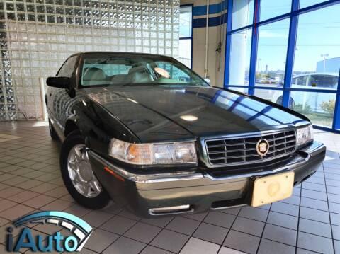 1997 Cadillac Eldorado for sale at iAuto in Cincinnati OH