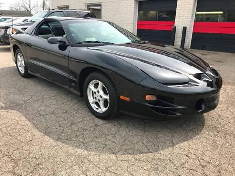 1999 Pontiac Firebird for sale in Cincinnati, OH