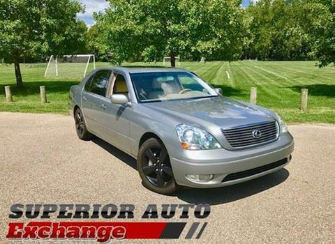 2003 Lexus LS 430 for sale in Cincinnati, OH