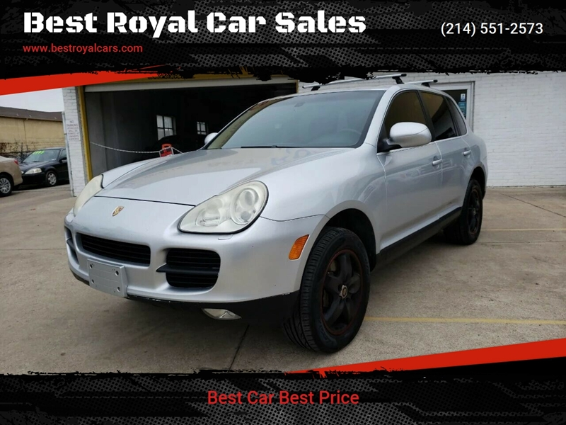 2006 Porsche Cayenne Awd S 4dr Suv In Dallas Tx Best Royal
