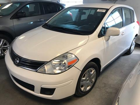 2012 Nissan Versa for sale at Best Royal Car Sales in Dallas TX
