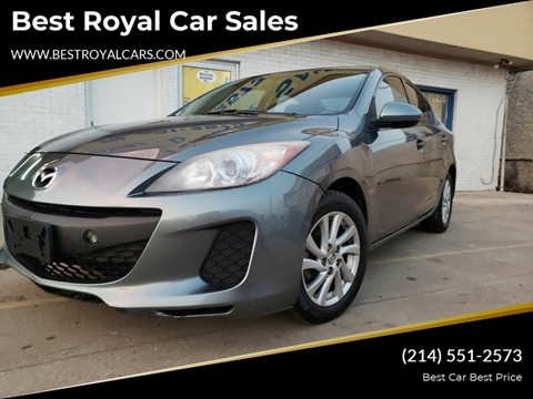 Mazda Used Cars For Sale Dallas Best Royal Car Sales