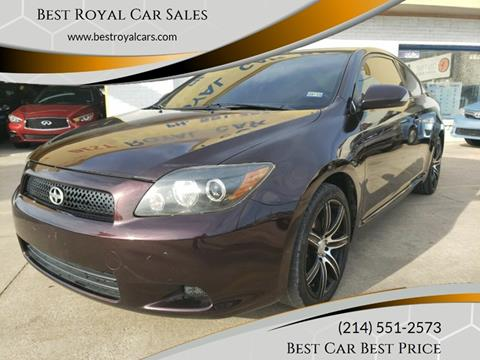 2009 Scion tC for sale in Dallas, TX